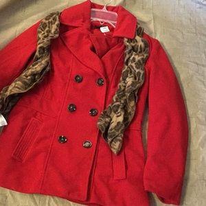 Pea coat from harve Bernard